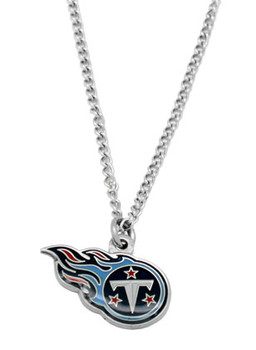 Tennessee Titans Logo Necklace
