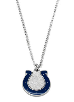 Indianapolis Colts Logo Necklace