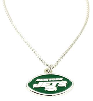 New York Jets Logo Necklace
