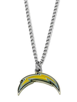 Los Angeles Chargers Logo Necklace
