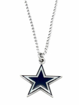 Dallas Cowboys Logo Necklace