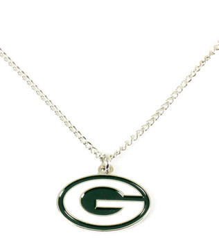 Green Bay Packers Logo Necklace