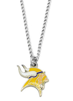 Minnesota Vikings Logo Necklace