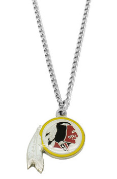 Washington Redskins Logo Necklace