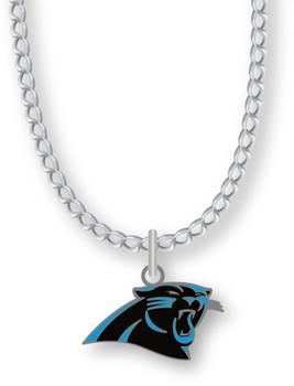 Carolina Panthers Logo Pendant