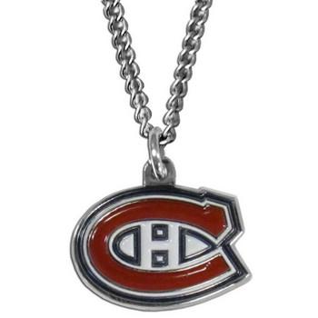Montreal Canadiens Logo Necklace