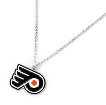 Philadelphia Flyers Logo Necklace