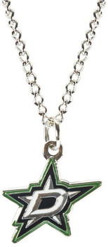Dallas Stars Logo Necklace