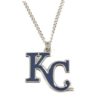 Kansas City Royals Logo Necklace