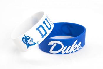 Duke Wide Wristbands (2 Pack)