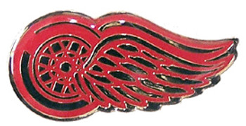 Detroit Red Wings Logo Pin