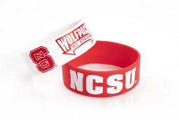 North Carolina State Wide Wristbands (2 Pack)