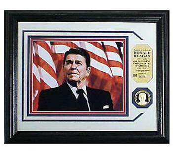 Ronald Reagan Photomint