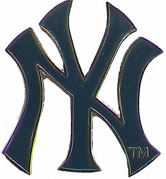 """New York Yankees """"NY"""" Logo Pin"""