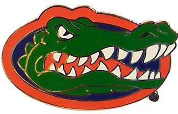 Florida Gators Logo Pin