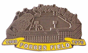 Forbes Field Stadium Pin