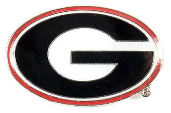 Georgia Bulldogs Logo Pin