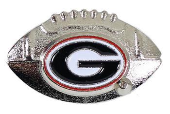 Georgia Football Pin