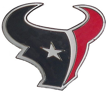 Houston Texans Logo Pin