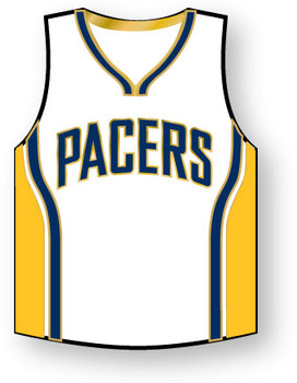 Indiana Pacers Jersey Pin