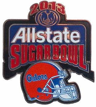 Florida Gators 2013 Allstate Sugar Bowl Pin
