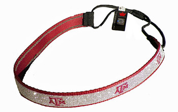 Texas A&M Sparkle Head Band