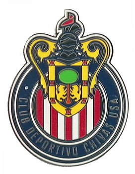 Club Deportivo Chivas USA Logo Pin