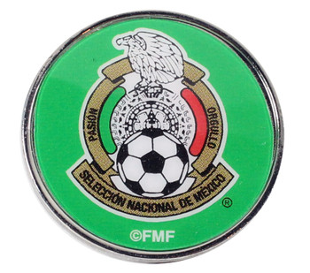 Federacion Mexicana de Futbol Association Pin