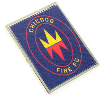 Chicago Fire Logo Pin