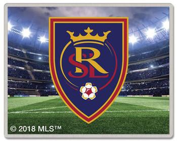 Salt Lake Real Logo Pin