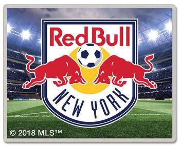 New York Red Bull Logo Pin
