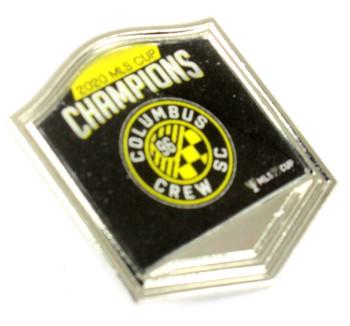Columbus Crew 2020 MLS Champions Pin