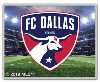 FC Dallas Logo Pin