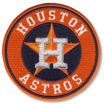 Houston Astros New Logo Patch