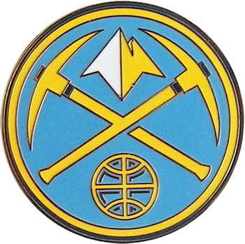 Denver Nuggets Logo Pin
