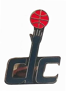 Washington Wizards Secondary Logo Pin