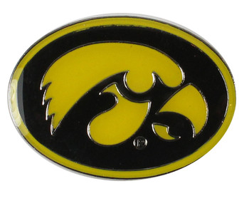 Iowa Logo Pin
