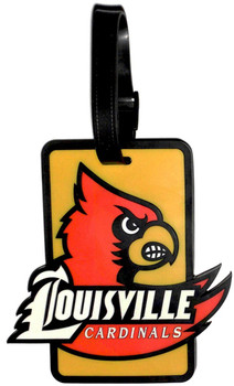 Louisville Cardinals Bag / Luggage Tag