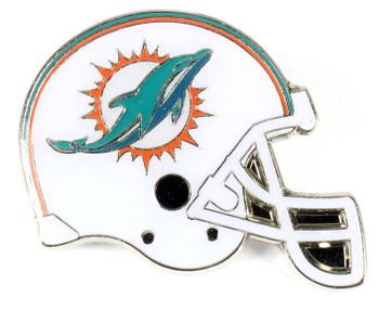Miami Dolphins Helmet Pin