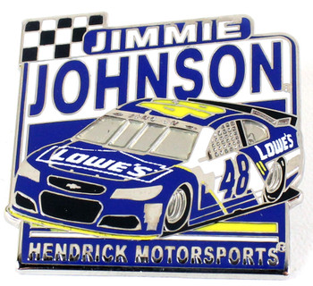 Jimmie Johnson #48 Car Pin