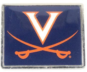 University of Virginia Logo Pin