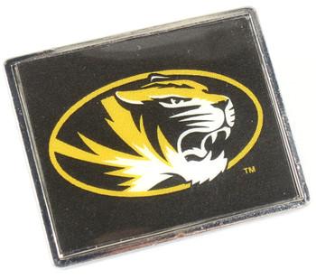 Missouri Tigers Logo Pin