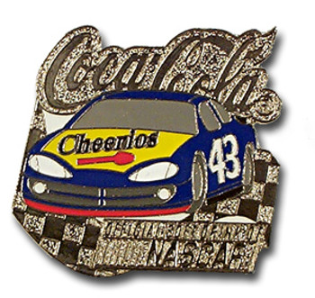 John Andretti #43 Car Pin