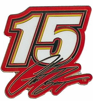 Clint Bowyer #15 Pin