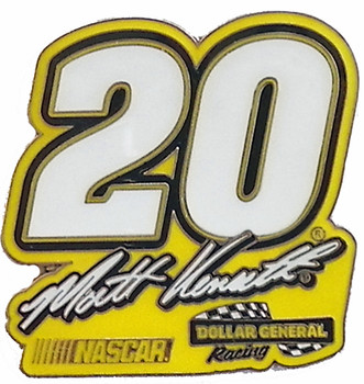 Matt Kenseth #20 Pin Dollar General Racing