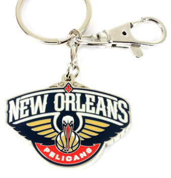 New Orleans Pelicans Key Chain