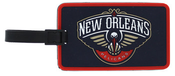 New Orleans Pelicans Luggage Tag