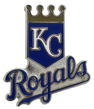 Kansas City Royals Logo Pin
