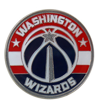 Washington Wizards Logo Pin