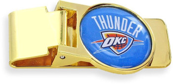 Oklahoma Thunder Money Clip